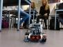 Robot in de klas