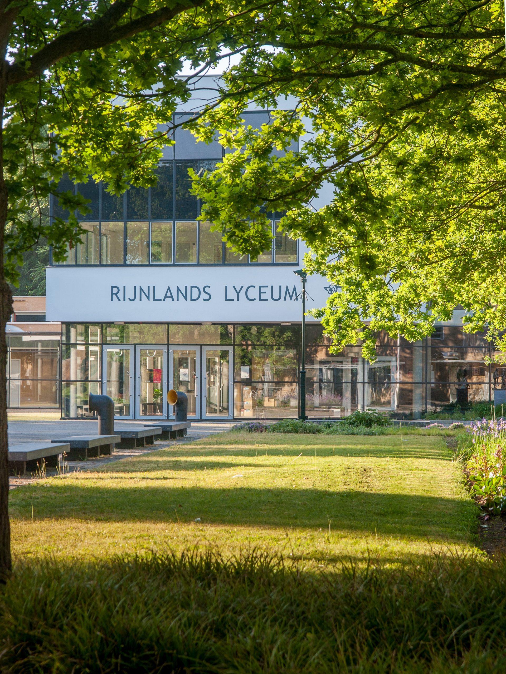 Nieuwe brugklasleerlingen bezoeken het Rijnlands
